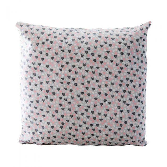 Cute Little Heart Design Cushion from Handmade Gift Company