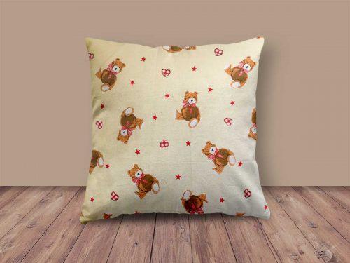 Cute Teddy Bear Design Cushion-CUS22