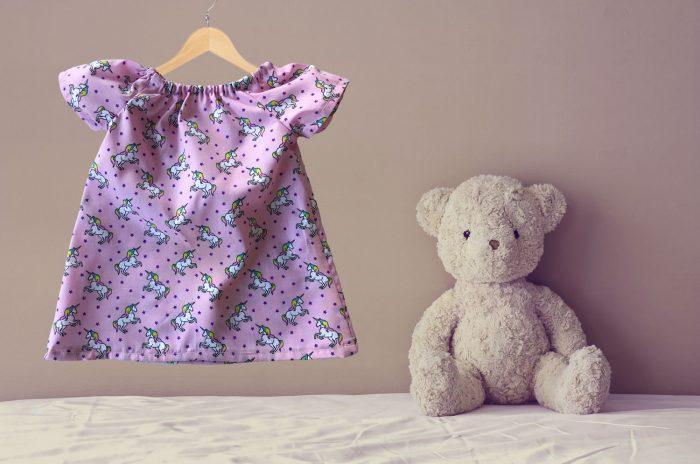 Pretty Pink Unicorn Design-BD02
