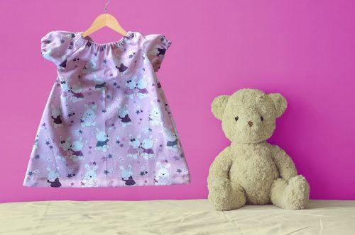 Pretty Pink Bunny Rabbits-BD04