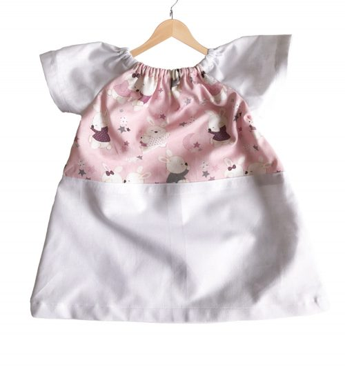 Bunny Rabbit Design Dress-BD06