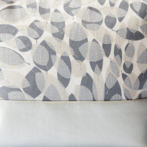 Leaf Design Cosmetic Bag -Handmade Gift Company