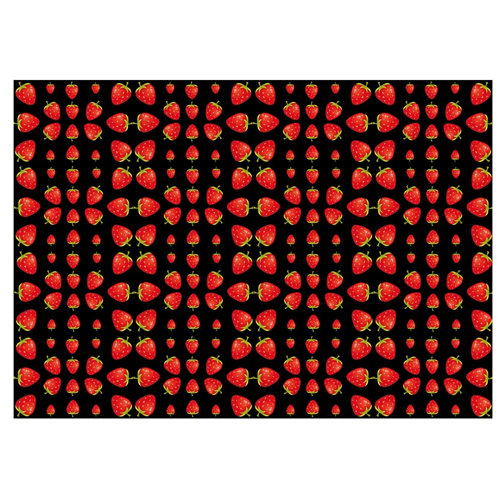 Handmade Gift Company Strawberry Design Gift Wrapping Paper