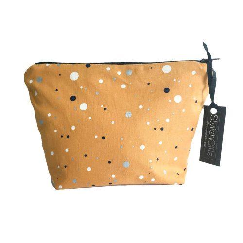 Multi Dots Cosmetic Bag
