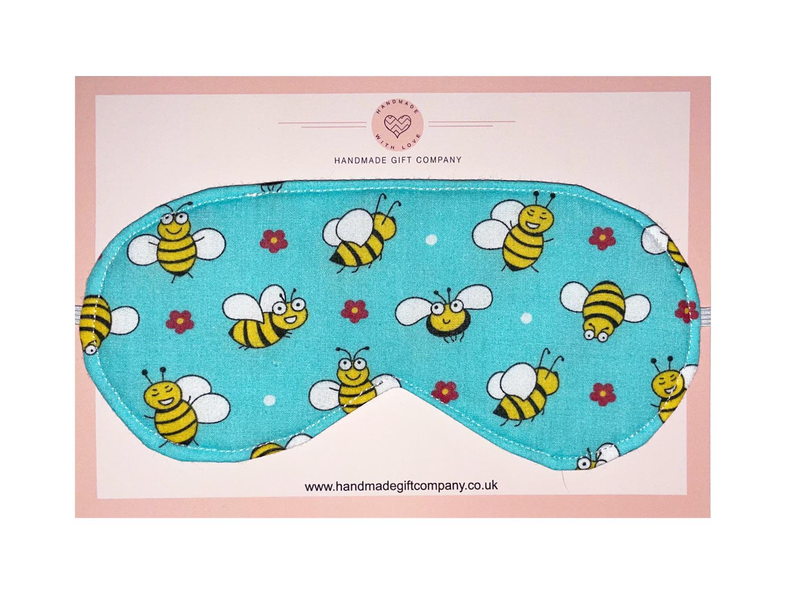 Busy Bee Design Sleep Mask-SM118