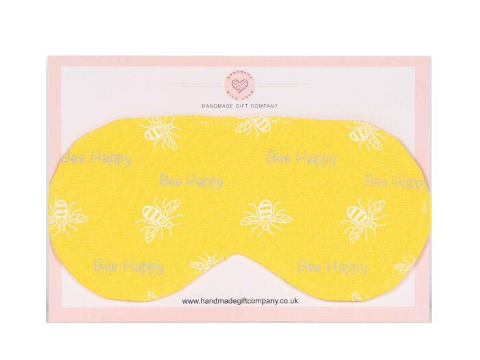 Sleep/Eie Mask Bee Design