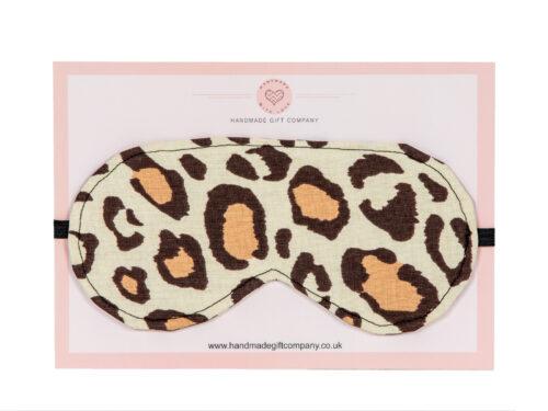 Sleep Mask-Cheetah Pattern-SM110