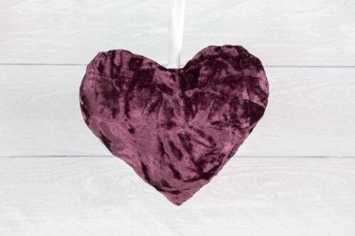 Valentine Heart Decoration-Rose