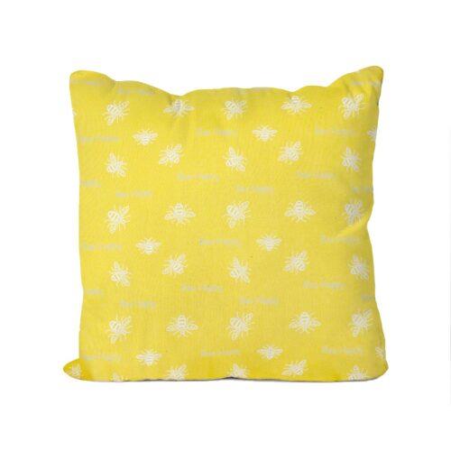 Bee Design Cushion