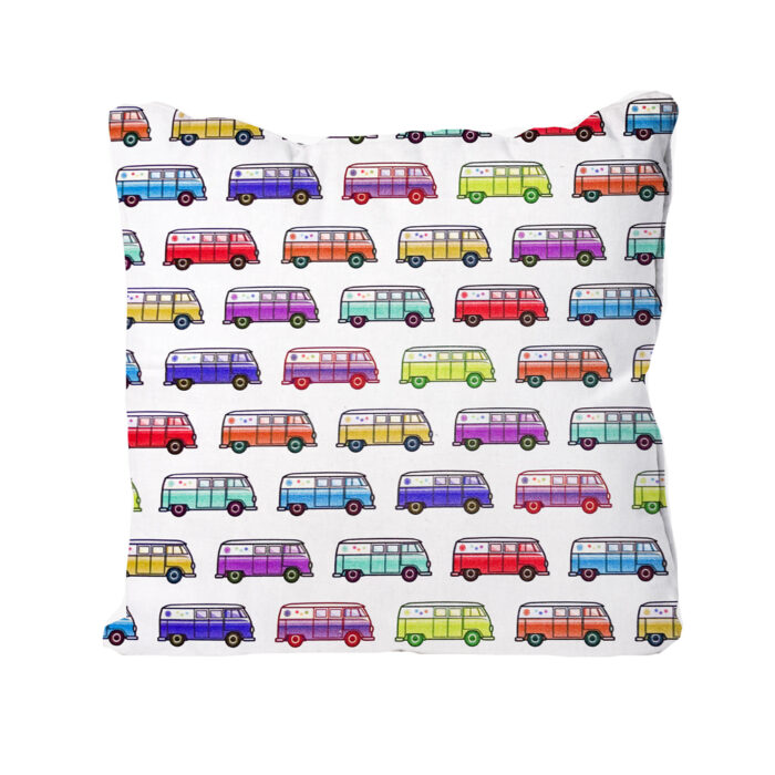 Campervan Design Cushion