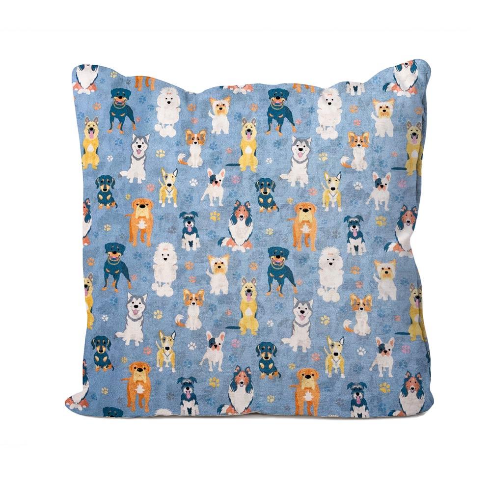 Dog Cushion-Multi