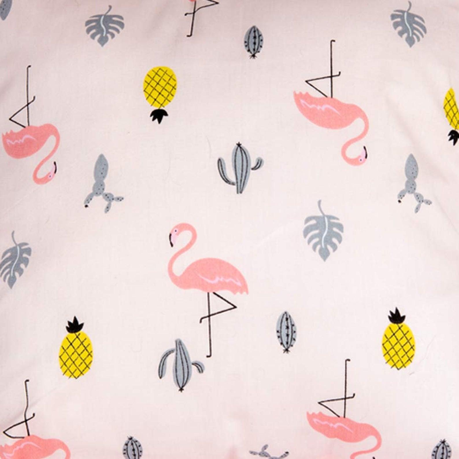 Flamingo Design Cushion