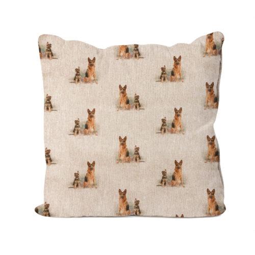 German Shepherd Cushion