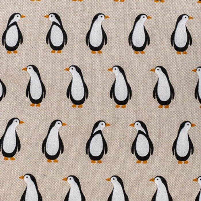 Penguin Design Cushion
