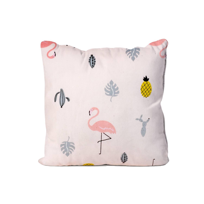 Mini Handmade Flamingo Cushion