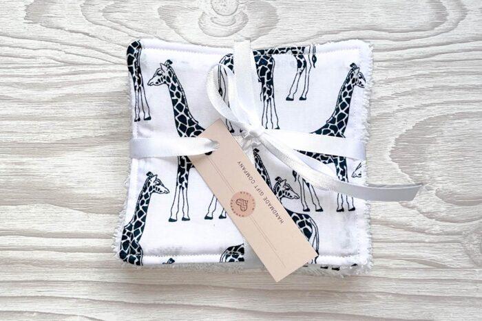 Baby Wipes-Cute Giraffe Design