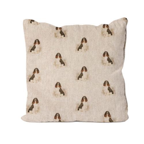 Cocker Spaniel Cushion