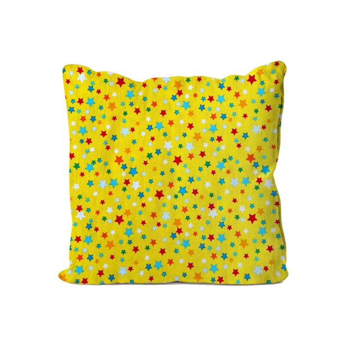 Mini Handmade Stars Cushion