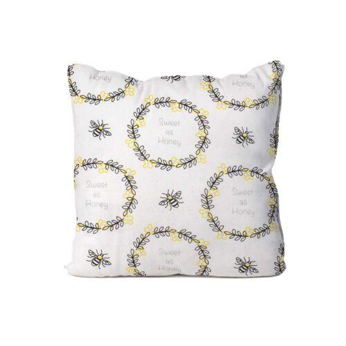 Mini Honey Bee Cushion