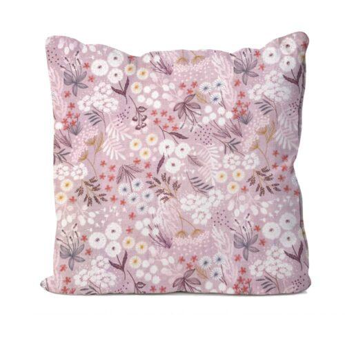 Wild Flowers Design Cushion
