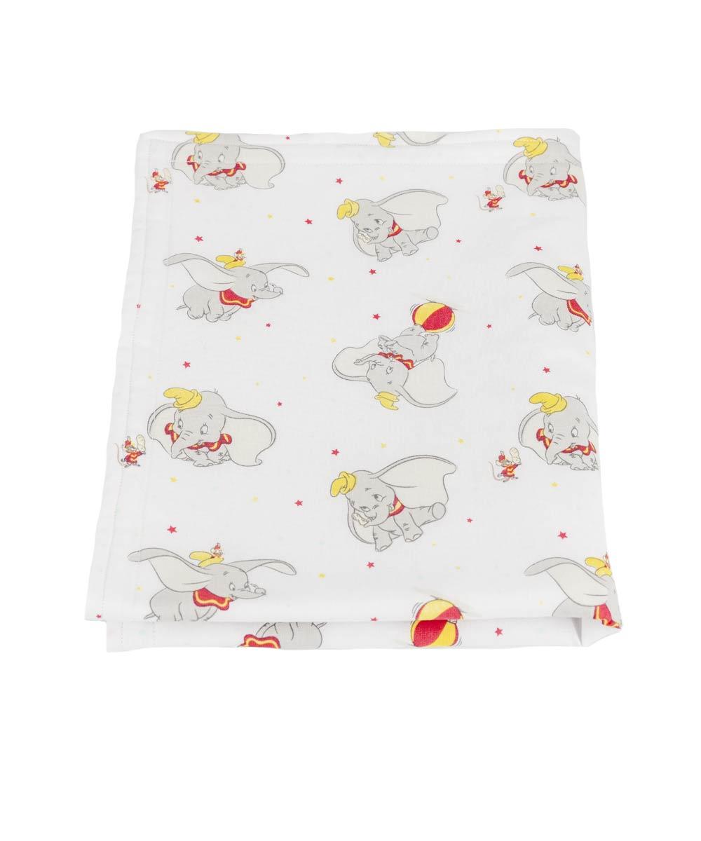 Circus Dumbo Baby Blanket-Handmade