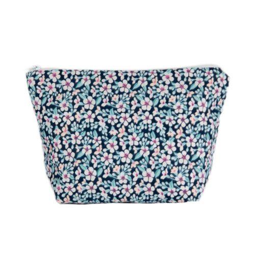 Ditsy Daisy Cosmetic Bag