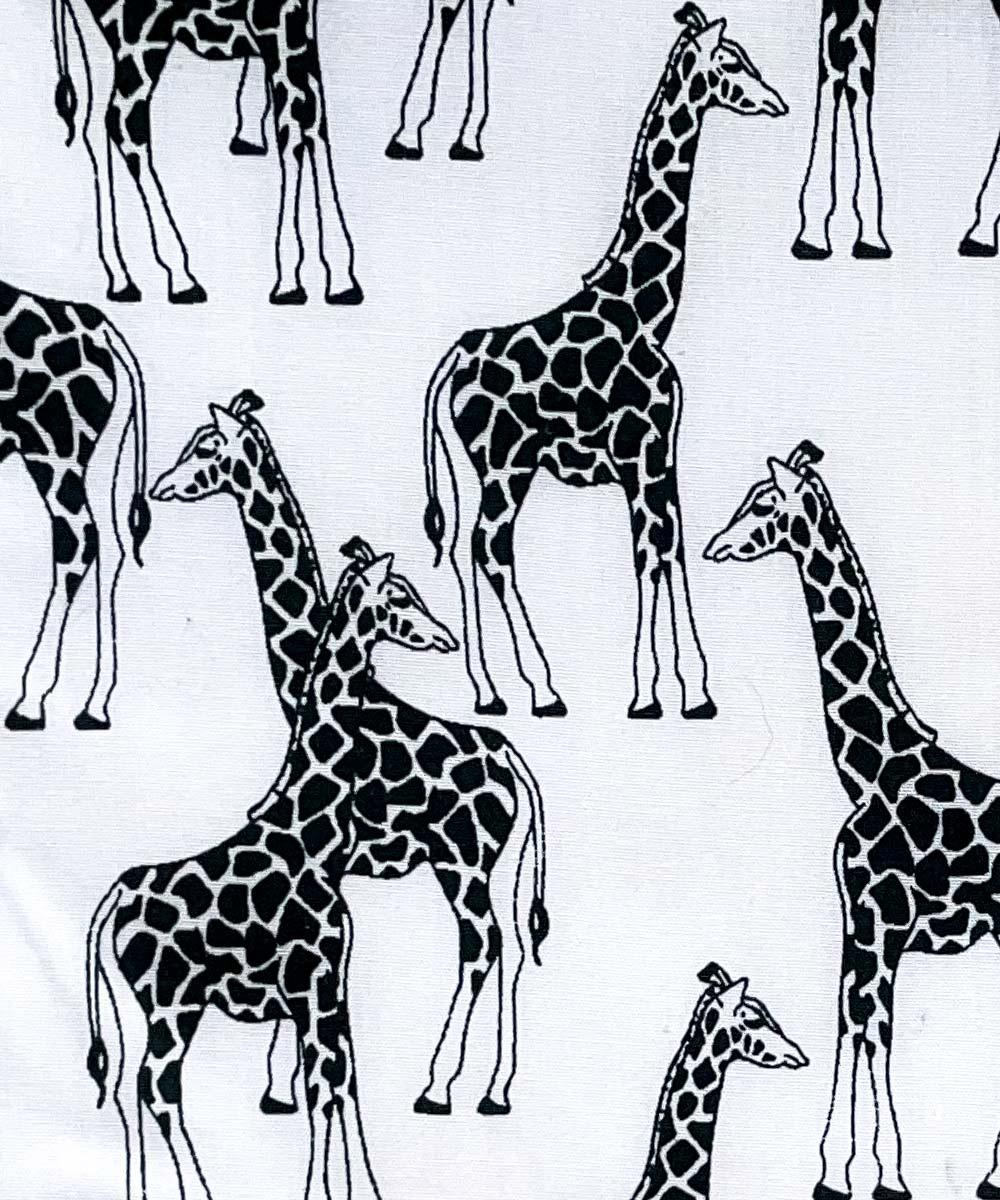 Giraffe Design Baby Blanket