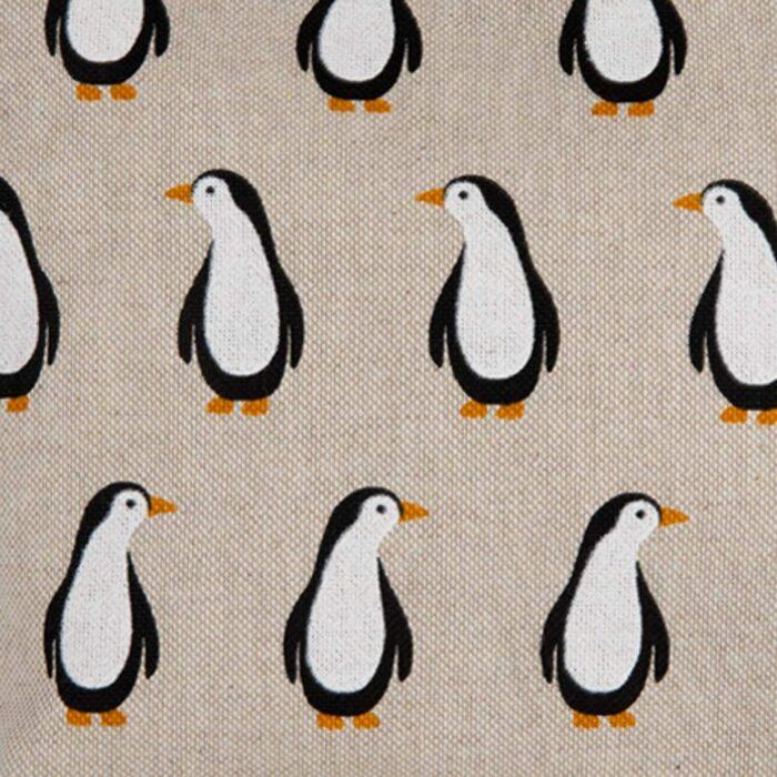 Penguin Design Cosmetic Bag
