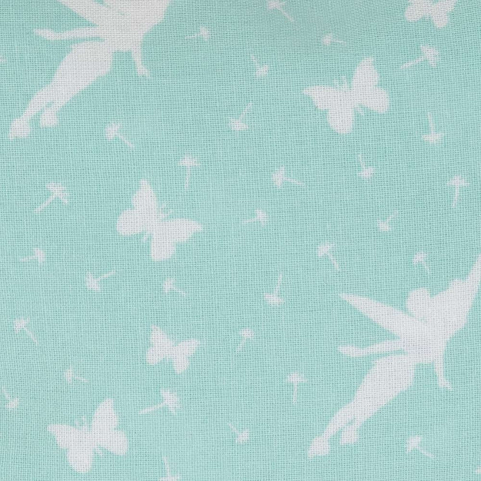 Tinkerbell Cosmetic Bag-Turquoise
