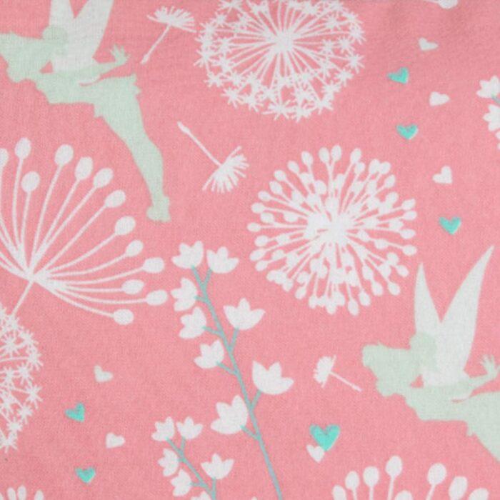 Tinkerbell Design Cosmetic Bag