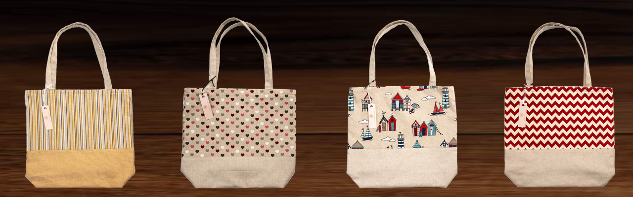 Tote Bags _ Shopping Bags _ Beach Bags