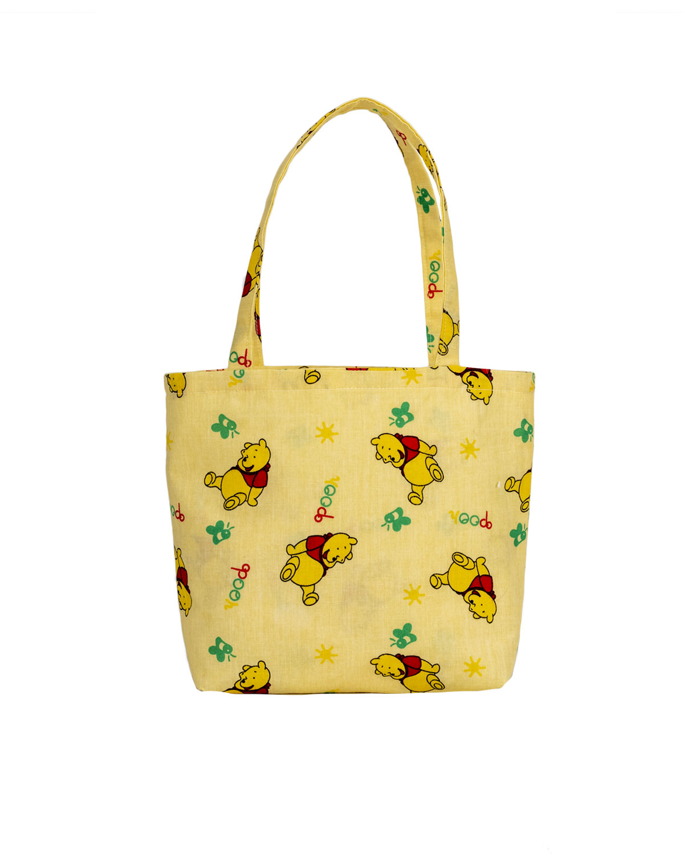 Winnie the Pooh Tote Bag-Childrens