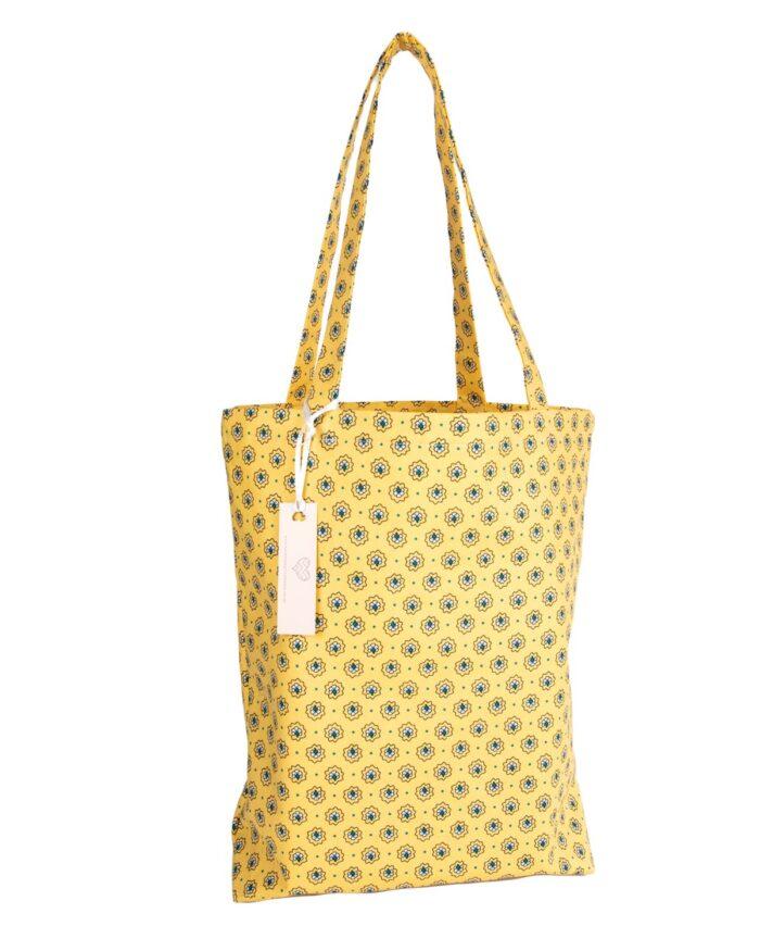 Tote Bag-Yellow Daisies