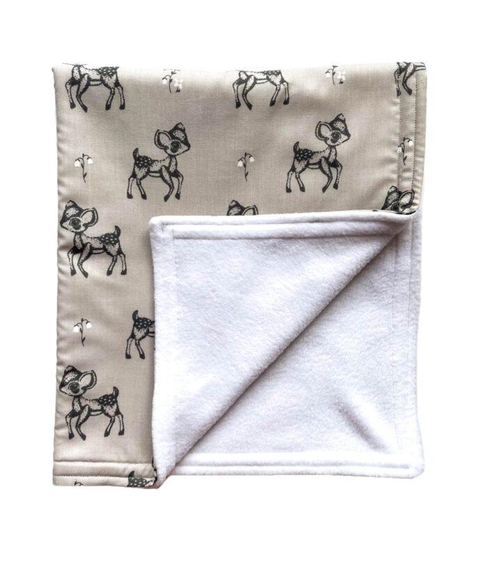 Bambi Design Baby Blanket
