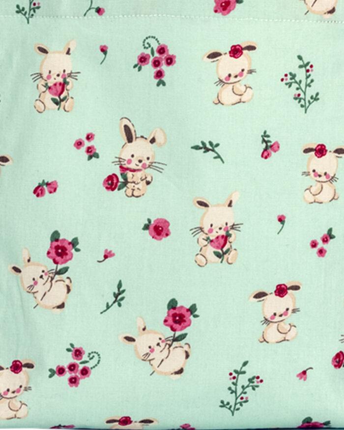 Bunny Rabbit Tote Bag-Childrens