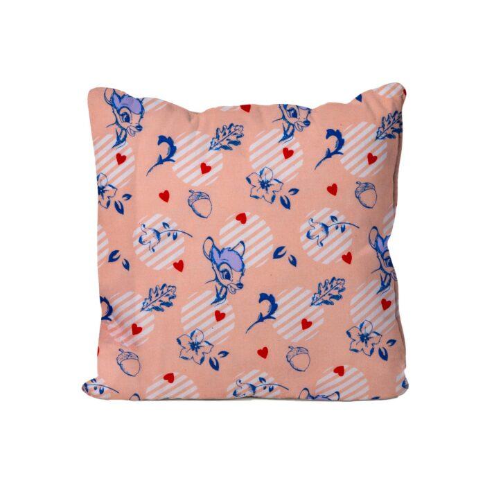 Cute Bambi Mini Cushion
