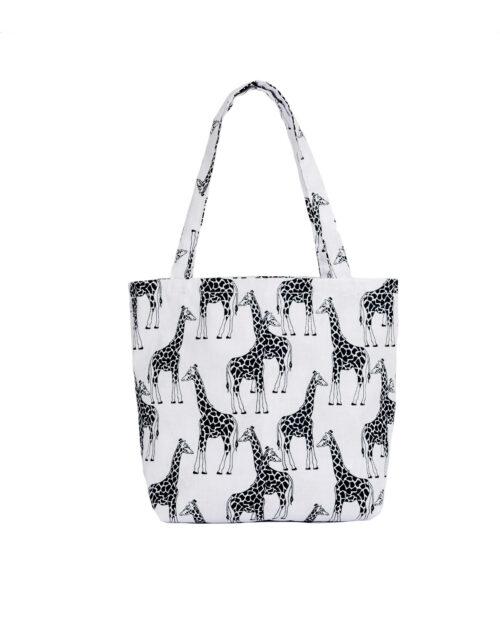 Giraffe Design Tote Bag-Childrens