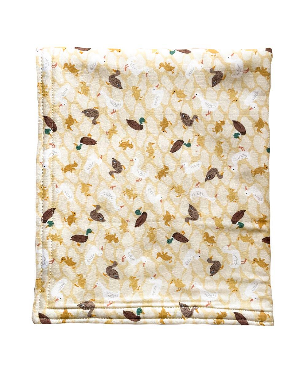 Little Ducks Baby Blanket