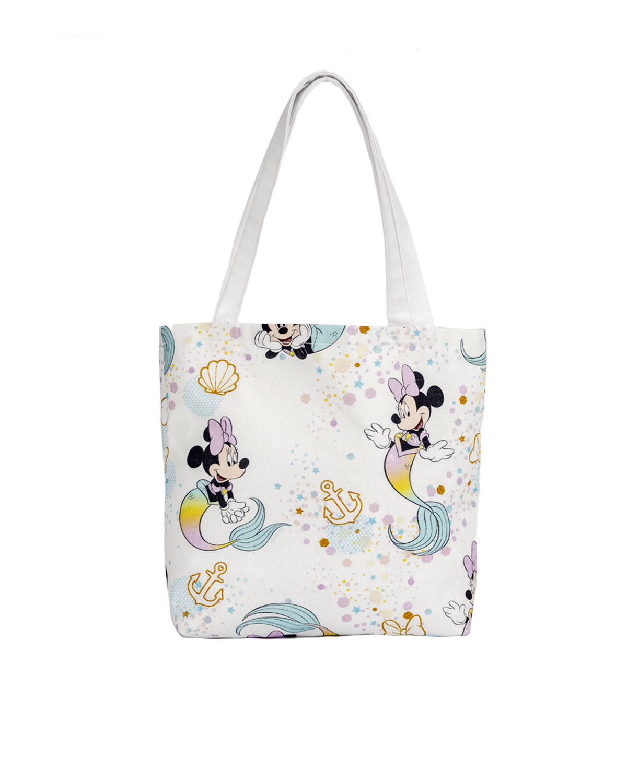 Minnie Mouse Mermaid Tote Bag-Childrens