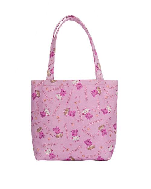 Peppa Pig Pink Tutu Tote Bag